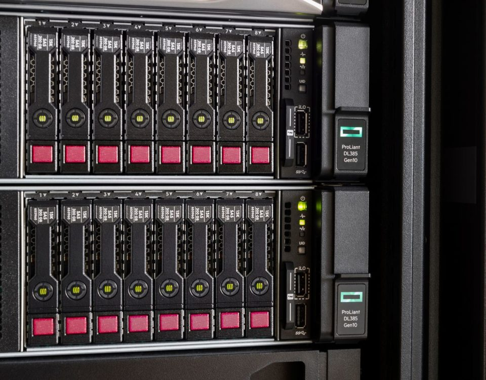 HPE ProLiant DL385 Gen10 Servers