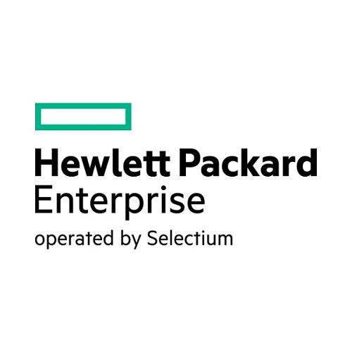 Hewlett Packard Enterprise operated by Selectium, Slovenia